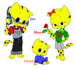 Elburn-Sparkson Kids- TAWoG NG (transparent) by TAWoGFan2000