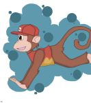 {Diddy Kong} by Artfrog75