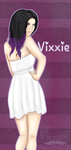 AT: Vixxie by Yaudio