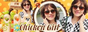 [27.10.2013] Chicken Girl - HPBD To Me :* by chutchi54