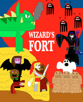 Wizard's Fort by jacobyel