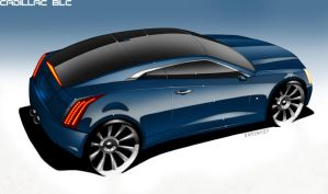 Cadillac BLC Coupe by MDominy