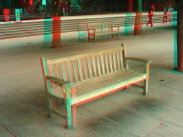 Anaglyph Experiment 4 by JohnnySix