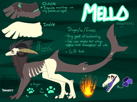 Mello Ref by crispyspringrolls