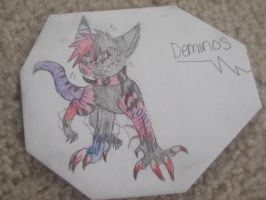Deminos by Falconiaes-iNSaNiTY