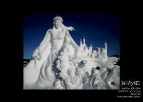 Snow Queen by sculptin