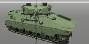 JDSF Type 89 IFV by louielikespie