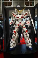 RX-0 Unicorn Gundam 1 AX11 by Aeros15
