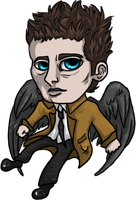 Chibi Cas by Dremorax