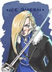olivier armstrong by Win-E
