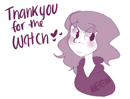 Thank You by NeonAquarius