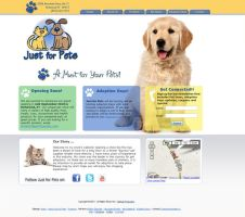 Pet Supplies Website by startupprod