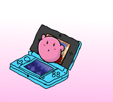Kirby 3DS by xAm0n12x