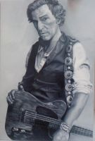 bruce springsteen by D-mQuick