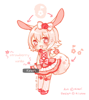 #03 ScenTune - Adopt Auction (CLOSED) by Rineri