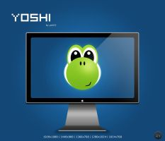 YOSHi Wallpaper by pickl3