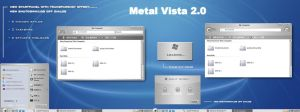 Metal Vista2.0 by lypnjtu
