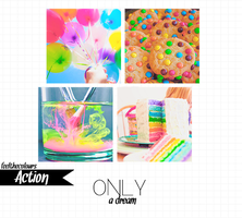 Only a dream (original action) by feelthecolours
