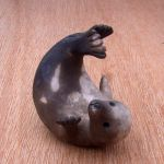 Paper Kiln Seal by Hippopottermiss