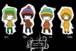 South Park Sweet Dolls by Frogfire