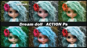 Dream doll   ACTIONS Ps  by Tetelle-passion