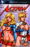 Super-Power-Boobs sketch cover by gb2k