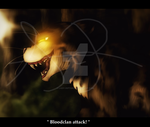 TigerStar's deadly mistake (redraw) by Amber-Riptide