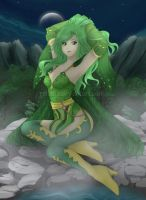Rydia by Refielle