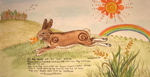 Watership Down by VeronicaRosejones
