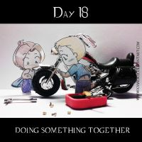 30 day OTP Challenge Feat. Winchesters: Day 18 by KamiDiox
