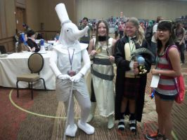 Animefest '12 - Soul Eater Group by TexConChaser