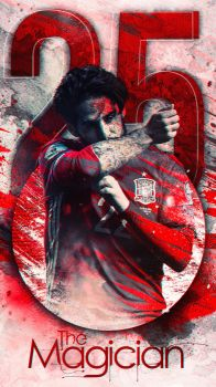 Isco Alarcon Suarez - HD Wallpaper by Kerimov23