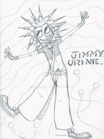Jimmy Urine Yo by sharksnout