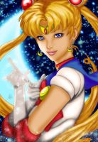 Sailormoon by Artgerm by 626Ghost