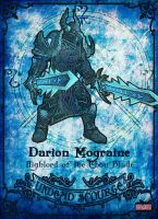 Darion Mograine by Hilson-O