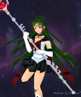 Sailor Pluto by Melody-Musique