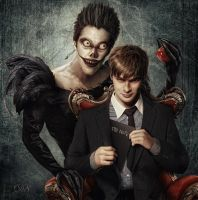Death Note 2012 by AllaD8