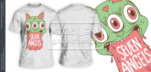 Cute Horrified Monsterz 2 by hoodaya