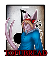 Badge - Tofubread by Temrin