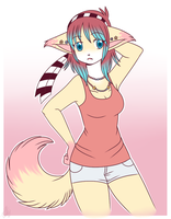 :Posing: by Sweetochii