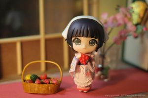 Nendoroid Yune by kixkillradio