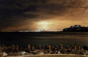 Cleveland from a far by FT69