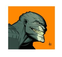 Killer Croc by NelsonBlakeII
