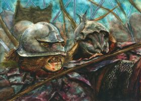 some_watercolor-art_Orcs by 1maico1