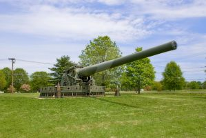 16 inch Coastal Defense Gun M1 by Ryan-Warner