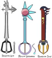 keyblade 25 by suburbbum