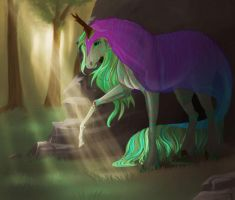 Beauty By Night Beast By Day by Mirandarin