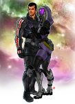 Mass Effect Commission Version 2 . by shonemitsu
