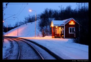 The View From The Polar Express Three by Undercover-Superhero