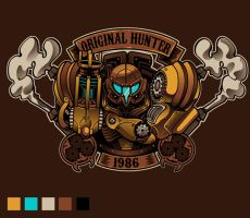 STEAMPUNK HUNTER SHIRT by Pertheseus